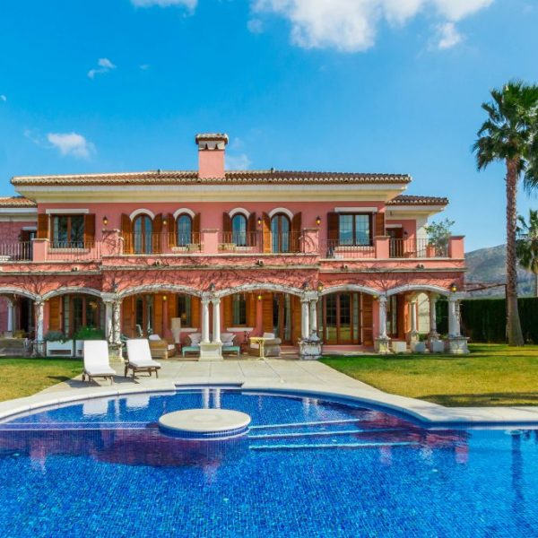 Condotti Villa in Spain